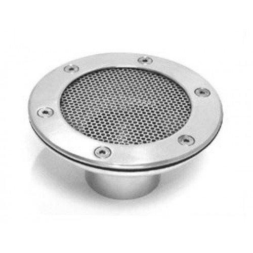 Водозабор из нерж. стали (универ) д.155 х 2 сетка