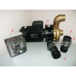 Противоток Pahlen JET-SWIM 2000 универсал. 78 м3/ч 380В 4.0 кВт комплект