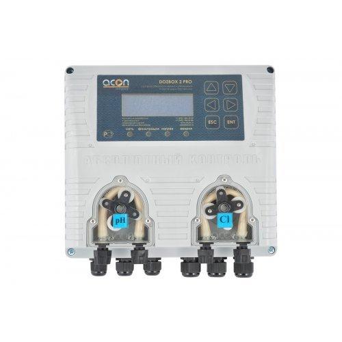 DOZBOX-PRO 2- Универсальная станция хим. дозации и автоматического управления плавательным бассейном