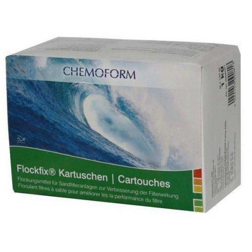 Флокфикс в картриджах (8 x 125 г = 1 кг)