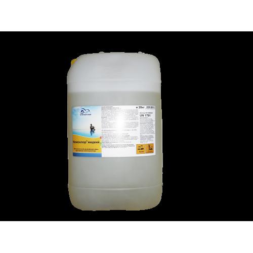 Жидкий хлор Chemoform 28 кг.