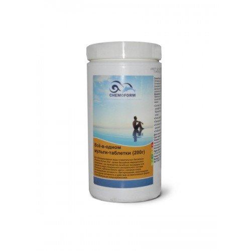 Мультитаблетки 3 в 1 200 гр. Chemoform 1 кг.