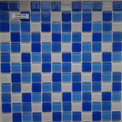 Стеклянная мозаика Color 1-4 Jenru