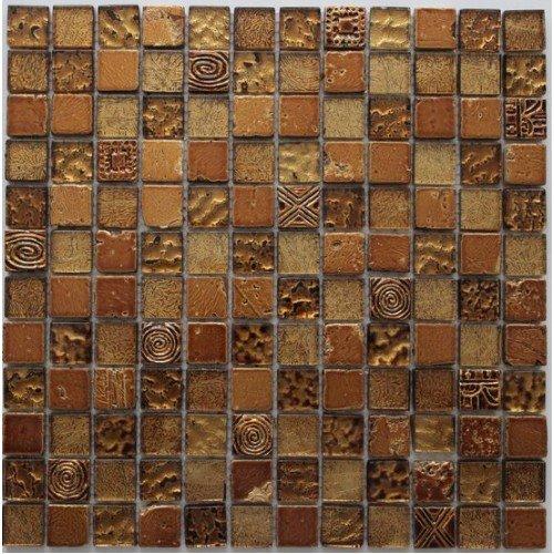 Стеклянная мозаика LUX-1G Jenru