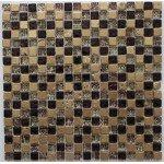 Стеклянная мозаика LUX-3D  Jenru