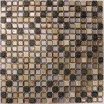 Стеклянная мозаика LUX-4H  Jenru