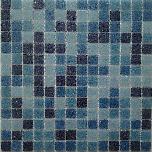 Стеклянная мозаика Aquamarine WILDER