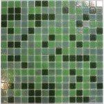 Стеклянная мозаика Green Lux WILDER