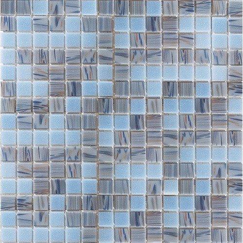 Стеклянная мозаика Grey Lux WILDER