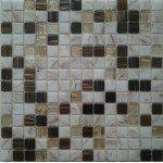 Стеклянная мозаика Сarnelian WILDER