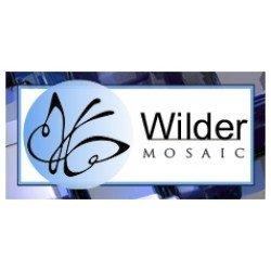 WILDER стеклянная мозаика для бассейна