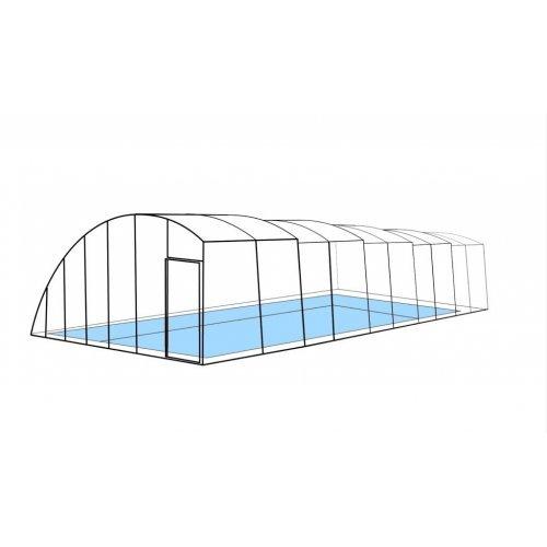 Павильон для бассейна Авангард 3,5 метра