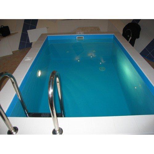 Бассейны из пленки голубой 3,0х2,0хh1,5