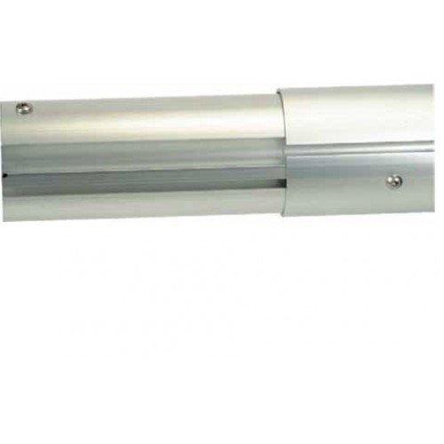 Телескопическая труба для сматывающего устройства 5,4–7,1 м (анодированный алюминий)