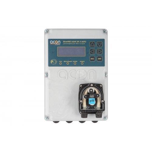 Дезинфекция ионами серебра и меди SilverPRO LIGHT-Auto 5.2 до 100м3.