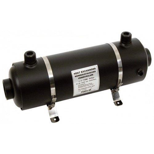Теплообменник горизонтальный 28 кВт Pahlen